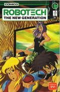 Robotech The New Generation (1985) 3