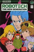 Robotech The New Generation (1985) 4