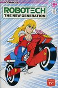 Robotech The New Generation (1985) 6