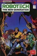 Robotech The New Generation (1985) 7