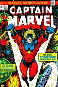 Captain Marvel (1968 1st Series Marvel) 29