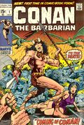 Conan the Barbarian (1970 Marvel) 1
