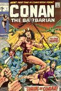 Conan the Barbarian (1970 Marvel) 1