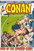 Conan the Barbarian (1970 Marvel) 13