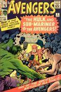 Avengers (1963 1st Series) 3