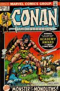 Conan the Barbarian (1970 Marvel) 21