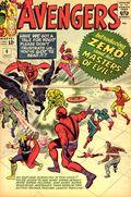 Avengers (1963 1st Series) 6