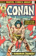 Conan the Barbarian (1970 Marvel) 57