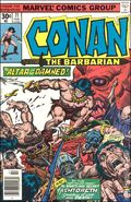 Conan the Barbarian (1970 Marvel) 71