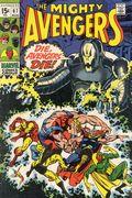 Avengers (1963 1st Series) 67
