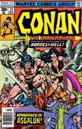Conan the Barbarian (1970 Marvel) 72