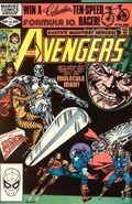 Avengers (1963 1st Series) 215