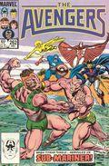 Avengers (1963 1st Series) 262