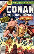 Conan the Barbarian (1970 Marvel) Annual 3