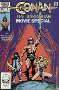 Conan the Barbarian Movie Special (1982) 1