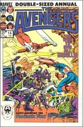 Avengers (1963 1st Series) Annual 14