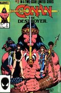 Conan the Destroyer (1985 Movie Comic) 2