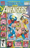 Avengers (1963 1st Series) Annual 21