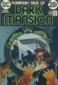 Forbidden Tales of Dark Mansion (1972 DC) 8
