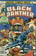 Black Panther (1977 Marvel 1st Series) 6