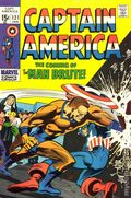 Captain America (1968 1st Series) 121