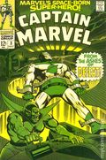 Captain Marvel (1968 1st Series Marvel) 3