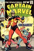 Captain Marvel (1968 1st Series Marvel) 17