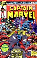 Captain Marvel (1968 1st Series Marvel) 44