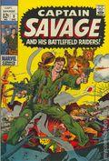 Captain Savage (1968) 9