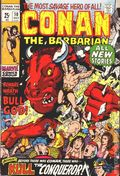 Conan the Barbarian (1970 Marvel) 10
