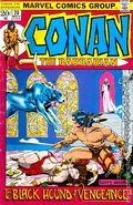 Conan the Barbarian (1970 Marvel) 20