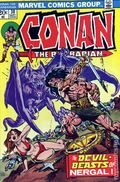 Conan the Barbarian (1970 Marvel) 30