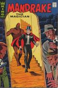 Mandrake the Magician (1966 King) 9