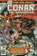 Conan the Barbarian (1970 Marvel) Annual 2