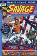 Doc Savage (1972 Marvel Comic) 1