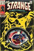 Doctor Strange (1968 1st Series) 181