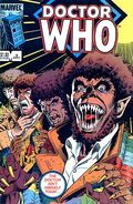 Doctor Who (1984 Marvel) 3