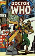Doctor Who (1984 Marvel) 4