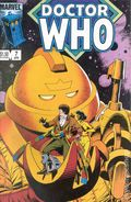 Doctor Who (1984 Marvel) 7