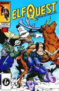 Elfquest (1985 Marvel) 25
