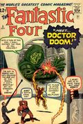 Fantastic Four (1961 1st Series) 5