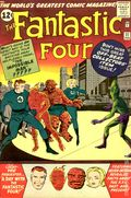 Fantastic Four (1961 1st Series) 11