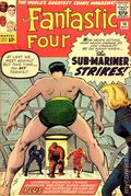 Fantastic Four (1961 1st Series) 14