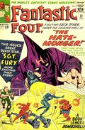 Fantastic Four (1961 1st Series) 21