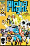 Alpha Flight (1983 1st Series) 39