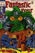 Fantastic Four (1961 1st Series) 86