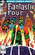 Fantastic Four (1961 1st Series) 232