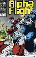 Alpha Flight (1983 1st Series) 55