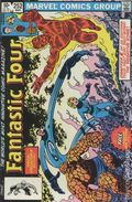 Fantastic Four (1961 1st Series) 252A