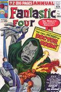 Fantastic Four (1961 1st Series) Annual 2